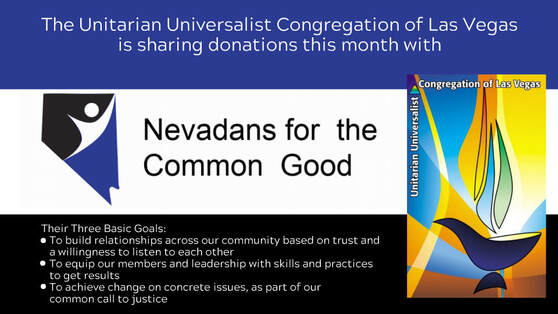 UUCLV Nevadans for the Common Good Picture